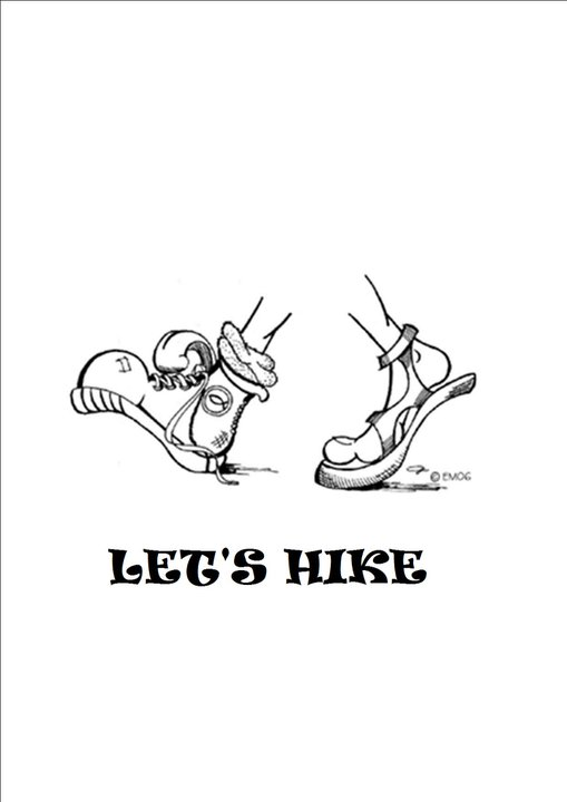 Lets hike logo 1